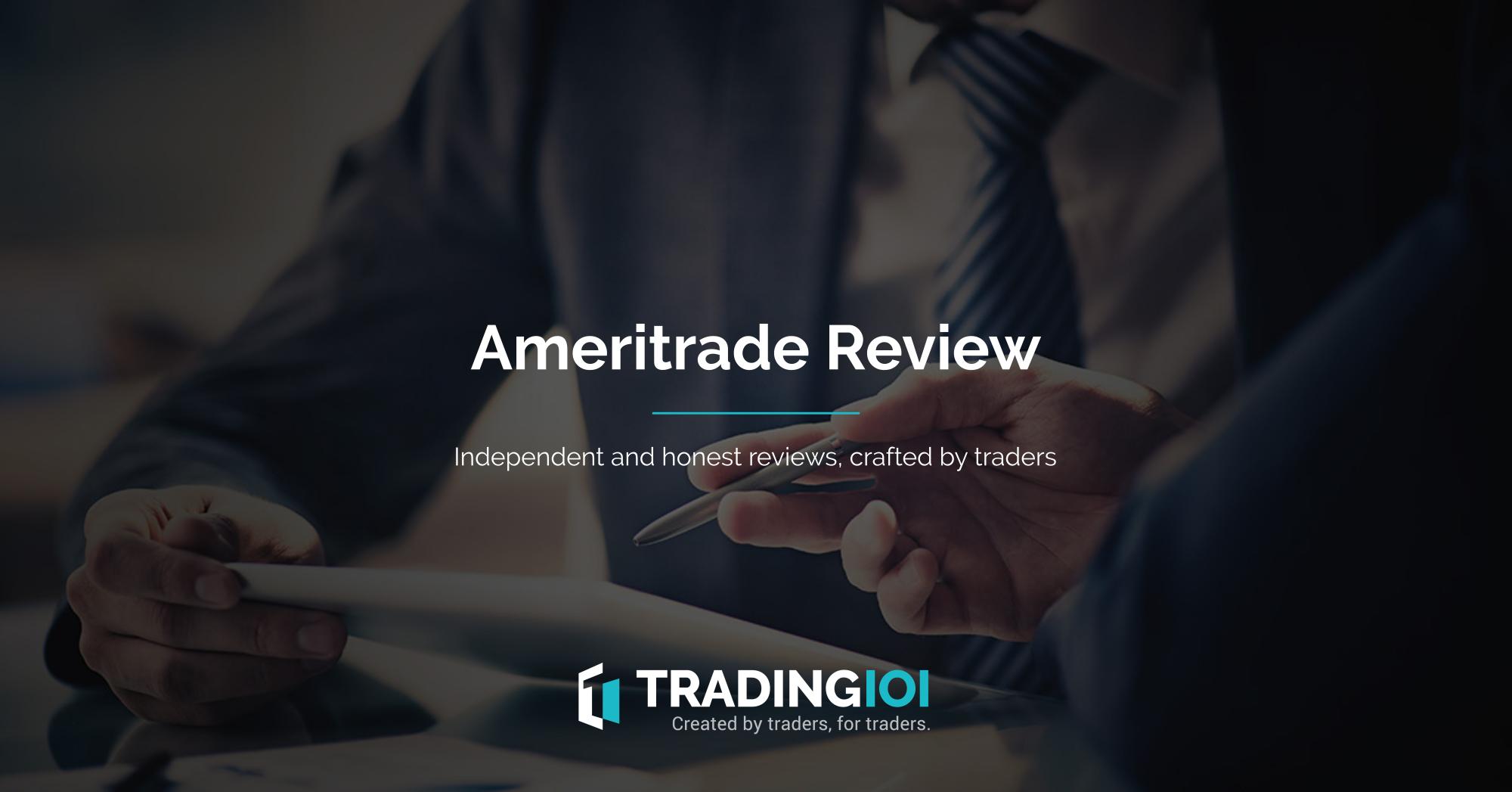 Trading 101 | Ameritrade Review 2018