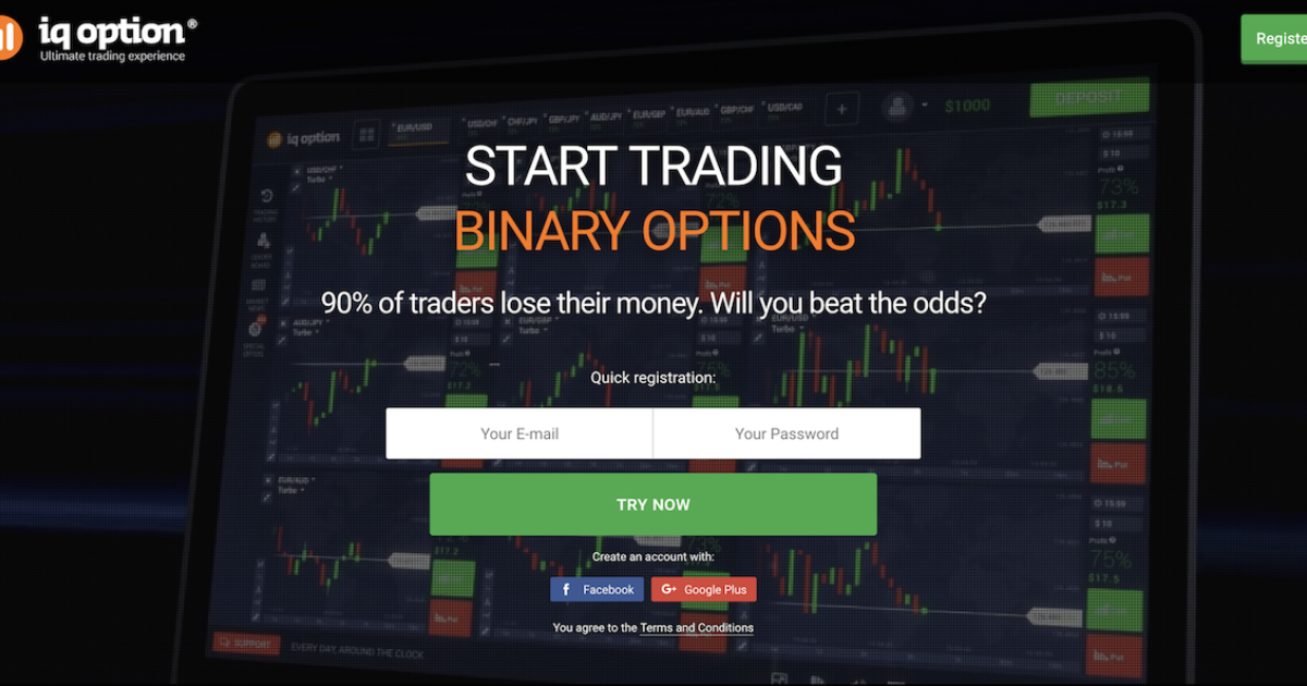 Trading 101 | IQ Option Review 2019
